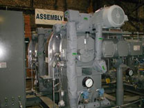 Piping Process Skid Package