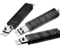 Industrial Finned Strip Heaters